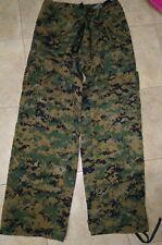 USMC WOODLAND MARPAT GORE-TEX PANTS SMALL SHORT NEW