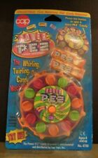 Pez - 1996 Power Pez Collectible Motorized Pez Dispenser Mint and New on Card