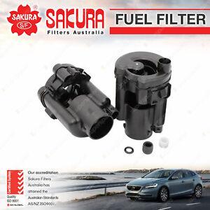 Sakura Fuel Filter for Hyundai Getz TB Petrol 4Cyl 1.3 1.4 1.5 1.6L 2002-On