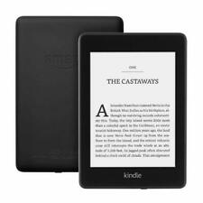 Amazon Kindle PaperWhite 4 2018 pantalla de 6 pulgadas PQ94WIF 8GB Wifi E-reader Negro //
