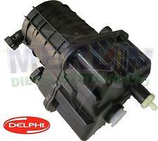 RENAULT Clio 1.5 DCI MK3 FILTRO CARBURANTE DIESEL DELPHI HDF 945 * Acqua Sensore montaggio *