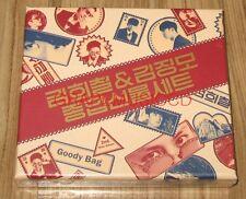 M&D SUPER JUNIOR HEECHUL JUNGMO Goody Bag 2nd Mini Album CD SEALED