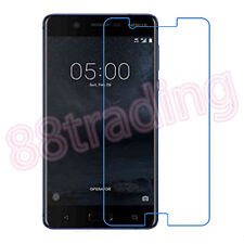 10 x CLEAR FRONT LCD SCREEN PROTECTOR PROTECT AGAINST SCRATCH FOR NOKIA 5