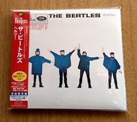 THE BEATLES HELP! CD JAPAN TOCP-71005 2009 OBI SEALED NEW