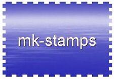 Postfrische Briefmarken der DDR (1960-1970) mit