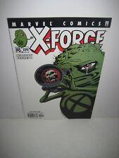 X-Force 129 1st series Marvel comics Doop Last Issue