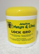 JAMAICAN MANGO & LIME LOCK GRO 6oz - Australia Stock