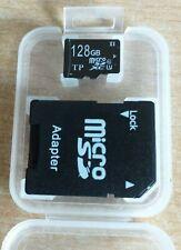 128 GB tarjeta micro SD con Adaptador. nuevo y sin uso