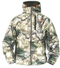 Cabela's Men's Mountain Mimicry Waterproof Scent Factor Windproof Hunting Jacket