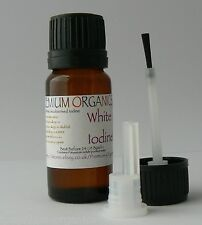 Decolourised White Iodine Alopecia,Nails brush+Dripper