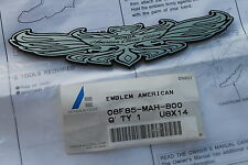 *NEW* NOS HONDA GL1500 MAGNA SHADOW AMERICAN SIDE PANEL BADGE 08F85-MAH-800