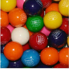 "120 DUBBLE BUBBLE 1"" GUMBALLS vending candy gum balls bulk double tootsie assort"