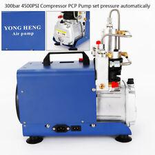 30Mpa elettrico PCP compressore ad aria Pompa ad alta pressione Impostata