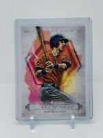 2019 Topps Inception Kyle Tucker Rookie Card Houston Astros
