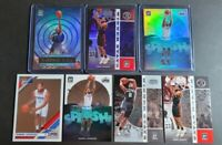 HUGE Kawhi Leonard 2019-20 Optic Lot: Splash, Purple + Silver Prizms, 7x Cards