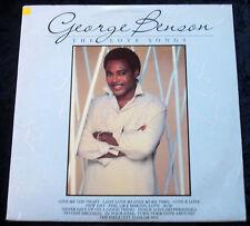 GEORGE BENSON The Love Songs LP