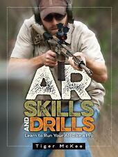 AR-15 Skills & Drills:  Brand New & Free Shipping