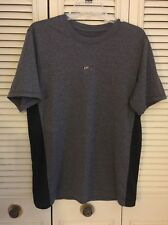 Nike Dri Fit Athletic Short Sleeve T Shirt Loose Fit! Gray! Size Small Guc