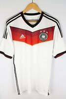adidas ClimaCool Men T-Shirt Football Soccer Active Sport Leisure White size M