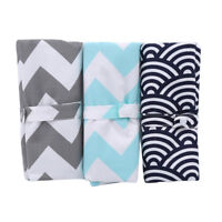 Baby Toddler Foldable Diaper Changing Pad Waterproof Travel Infant Clutch Mat S