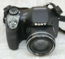 Sony Cyber-Shot DSC-H300 Black Digital Camera - 20.1 MP - Used