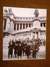 Fascismo in Italia Roma 5 gennaio 1935 Accordo Francia Pierre Laval in giro