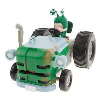 ODDBODS Zee figure and his Tractor set, Chuddiki, Cartoon Character