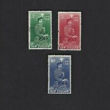 New Zealand sc#299-301 (1953) Used