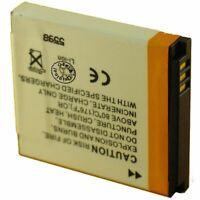 Batterie Appareil Photo pour SAMSUNG SLB-0937 - capacité: 900 mAh