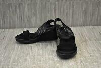 **Skechers Rumblers - Sci Fi Wedge Sandal, Women's Size 6.5, Black