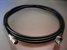 5 m Kabel-Verlängerung RG58 BNC-Kupplung /BNC-Stecker für Funk- Scannerantenne