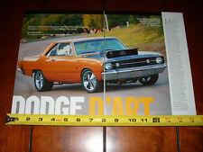 1968 Dodge Dart Hemi Hot Rod Mr Norm - Original 2007 Article