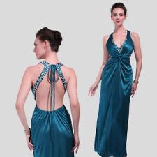 Peacock Polyester Long Sleeve Dresses for Women