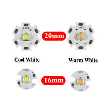 1pcs Original CREE 10W XML L2 Warm / Cool White LED Chip With pcb For Flashlight