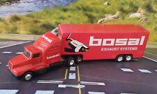 Matchbox Super Star Team Convoy BOSAL EXHAUST SYSTEMS 1/64