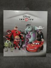 DISNEY INFINITY 20 x POWER DISCS AND FOLDER BUNDLE
