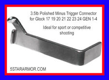 New Ultimate 3.5lb Trigger Connector fits all Glock models - Generations 1-4