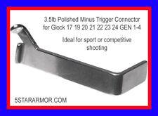 New Ultimate 3.5lb Trigger Connector fits all Glock models - Generations 1-4