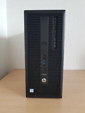 Büro PC HP Elitedesk 800 G2 Tower I5-6500 8GB Ram 250 GB HDD Win 10pro
