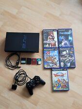 Playstation 2 mit Spielen