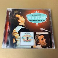 Southern Roots/Boogie Woogie Country Man-Jerry Lee Lewis(CD,2004,Raven)27Tracks