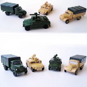 1/72 German Opel Blitz Plastic Truck Kit Toy Christmas Gift World War Car Model