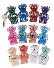 New Geddes Jelly Bears Keychain Assortment - Set of 24 Free2Dayship Taxfree
