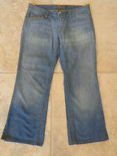 SEVEN FOR ALL MANKIND ladies bootcut jeans size 30