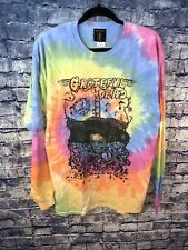 1967 TRIP OR FREAK LONG SLEEVE T SHIRT Grateful Dead Size Large Free Ship🔥look