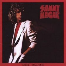 Street Machine - Sammy Hagar (NEW CD)