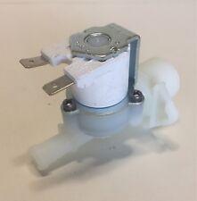 """Elettrovalvola nylon 1 via 180° IN 3/4""""M OUT PG 13 mm 24V AC Osmosi RPE"""