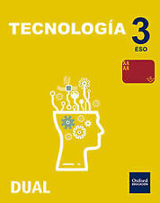 (MUR).(15).TECNOLOGIA 3ºESO (INICIA) *MURCIA*. ENVÍO URGENTE (ESPAÑA)