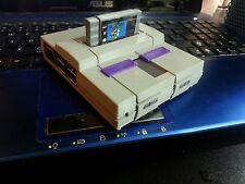 Mini Eject Cartridge Case + Raspberry Pi 3 b Retropie 4.4 W/O SNES Controllers