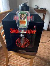Jagermeister Tap Machine Three Bottle Shot Dispenser Chiller Jemus (used)